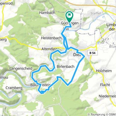 Gückingen-Balduinstein-Diez