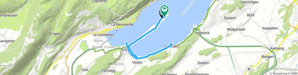 Slow Samstag Ride In Erlach
