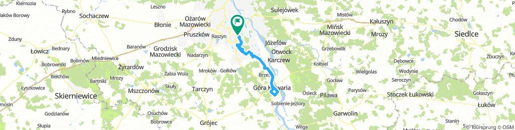Ursynów - Czersk