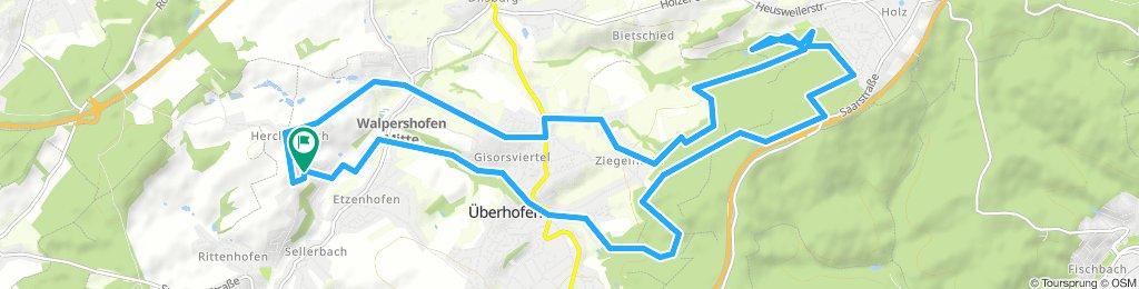 Snail-Like Morning Course In Püttlingen