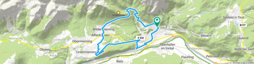 Extensive Sonntag Track In Telfs