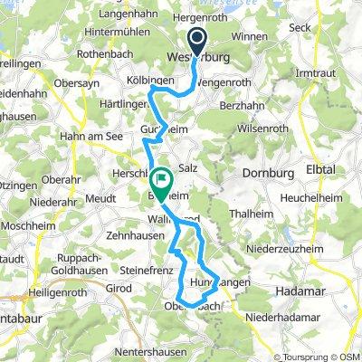 westerburg - obererbach