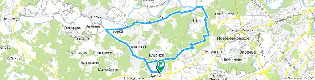 Круг на 45 км