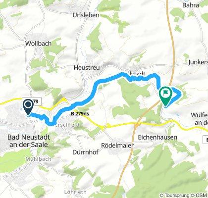 Easy Sonntag Ride In Bad Neustadt