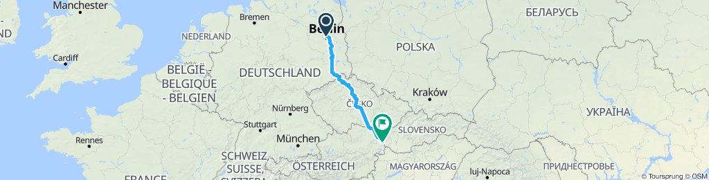 Berlín - DNV, celkový prehľad