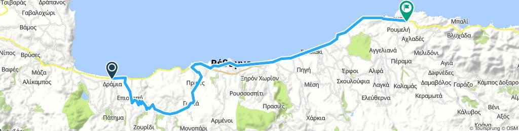 Dramia - Agia Irini