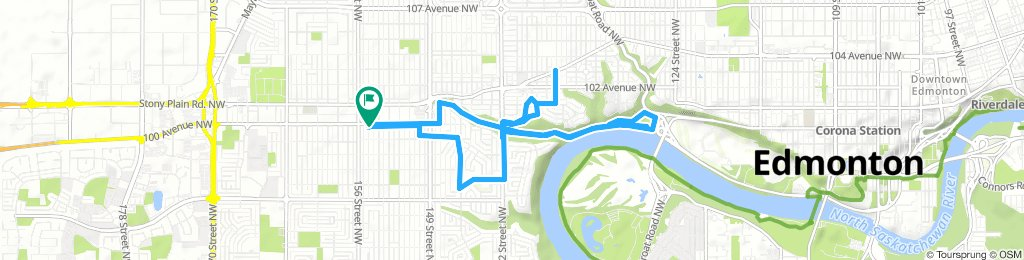 AM Route