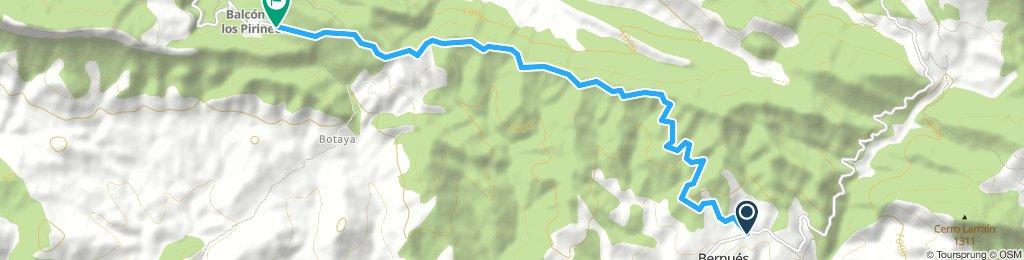Subida de 10.5 km