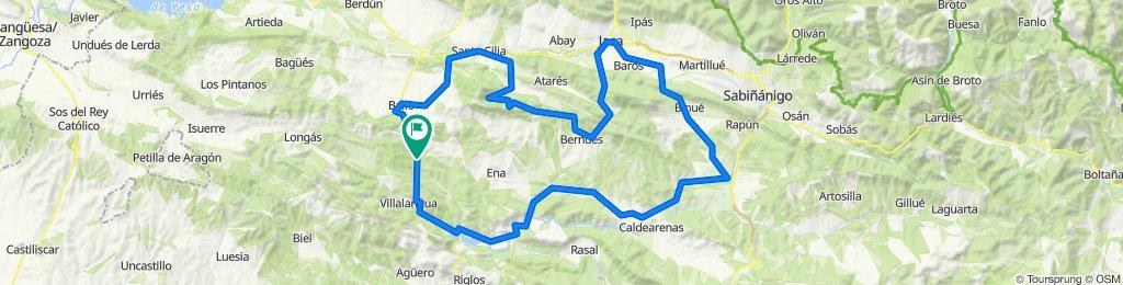 QDDA #ciclocurrantes / Camping Anzánigo