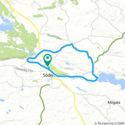 Götakanal und der 100jährige Dampfer Lindön