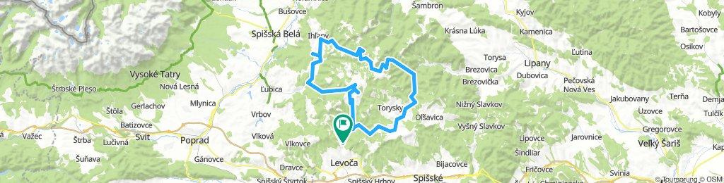 Góry Lewockie - Słowacja (dzień 2)