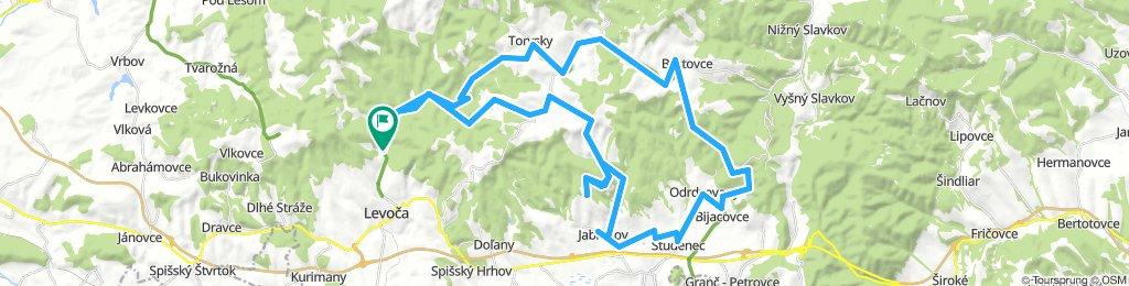 Góry Lewockie - Słowacja (dzień 3)