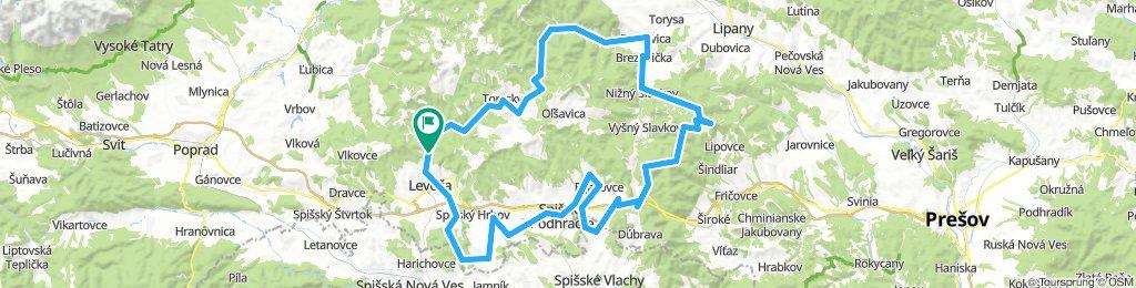 Góry Lewockie - Słowacja (dzień 4)
