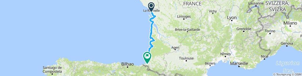 La Rochelle-Ustaritz