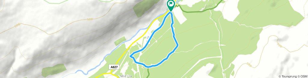 Killin Forest Route