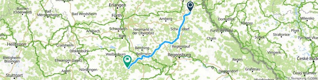 GS-Südtirol-Etappe 1