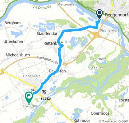 Steady Mittwoch Course In Deggendorf