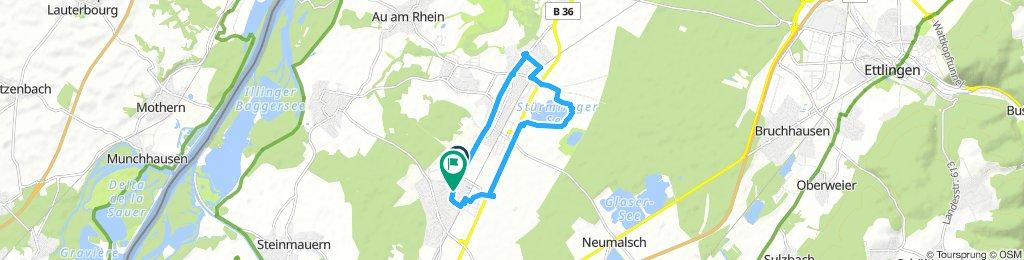 Lengthy Mittwoch Ride In Bietigheim