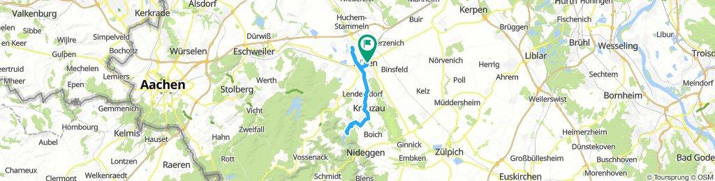 (01)22.08.2018 Düren - Obermaubach