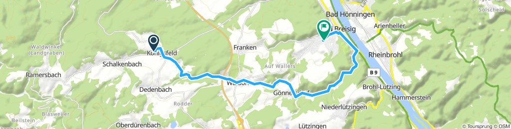 Königsfeld Gönnersdorf