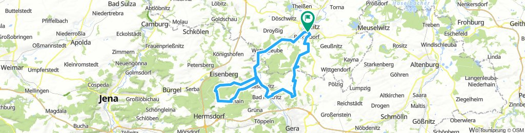18-08-20 Zeitz Bad Köstritz Mühltal Elstertal