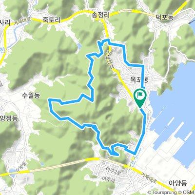 okpo route