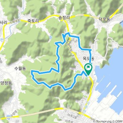 okpo route 2