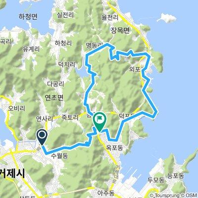 okpo route 3