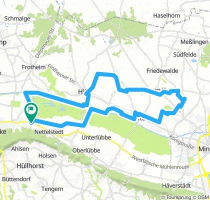 Mühlentour Minden-Lübbecke