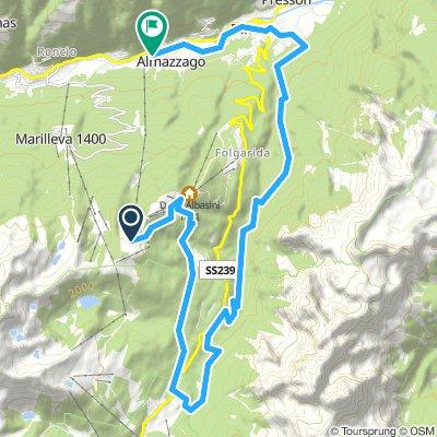 Tour Val Meledrio
