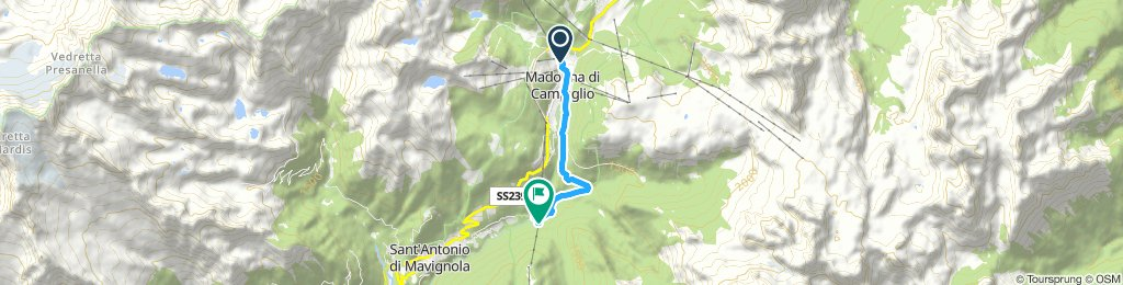 Trail Due Valli