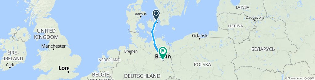Kopes to Berlin