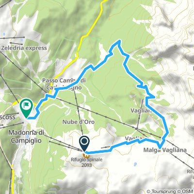 Trail delle Marmotte