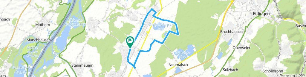 Relaxed Donnerstag Track In Bietigheim