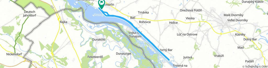 Endurance World Championship Samorín Orange Loop
