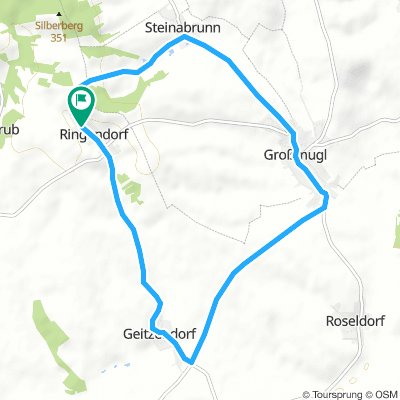 Long Freitag Course In Ringendorf