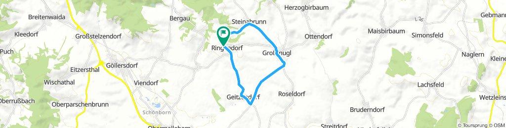 Extensive Freitag Course In Ringendorf