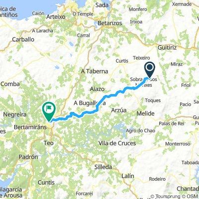 Sobrado - Santiago de Compostela