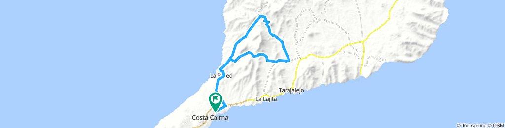 Calma-Cardon - Klein und bergig