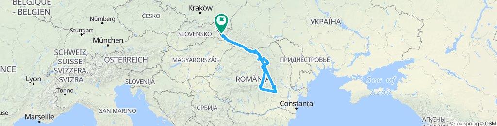 2011 - Rumunsko