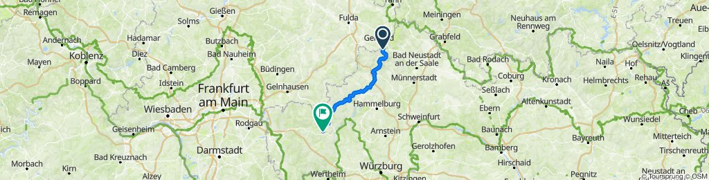 Route V02.1 Tag 9