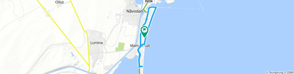 Moderate Morning Route In Navodari