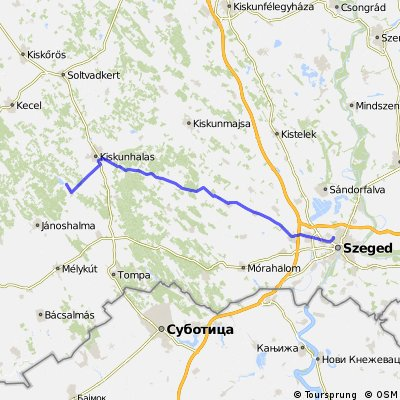 Szeged-Kunfehértó