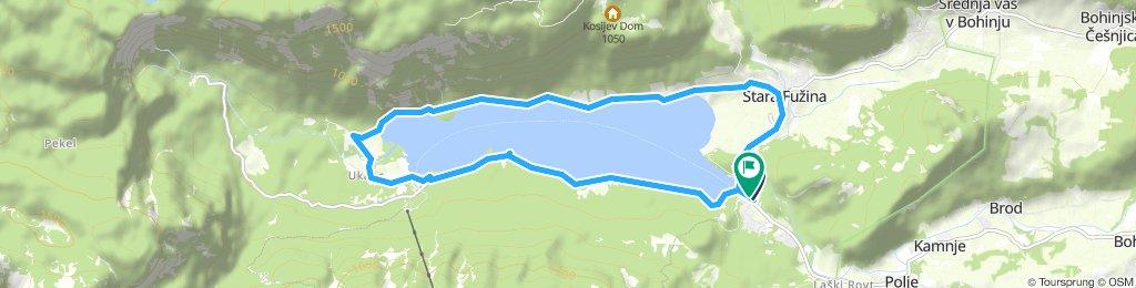 BOHINJ LAKE - countryview (150 min.)