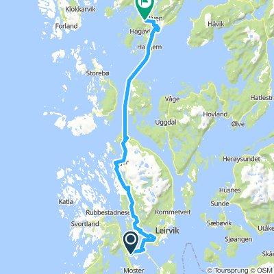Norway 5: Spissoy-Ulven