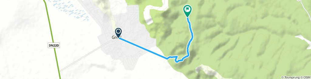 Brief bike tour from 25 august, 12:20