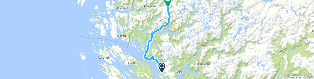 Norway 8: Sore Skoravika-Innstefjord