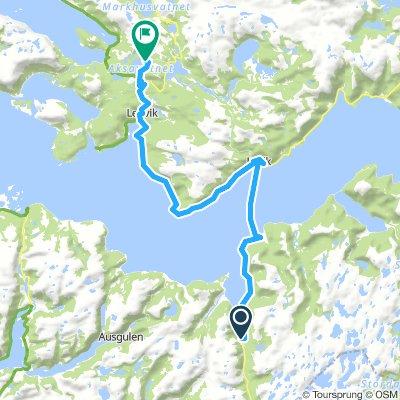 Norway 9: Innstefjord-Akse