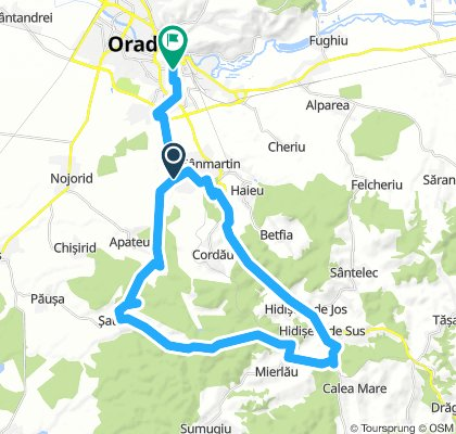 Circuit Oradea-sauaieu