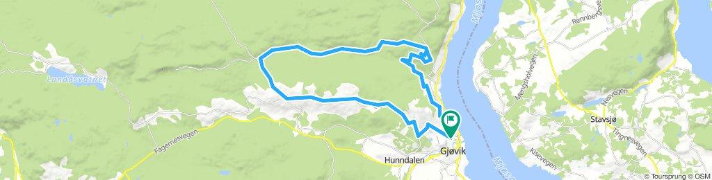 Easy Sâmbătă Track In Gjøvik